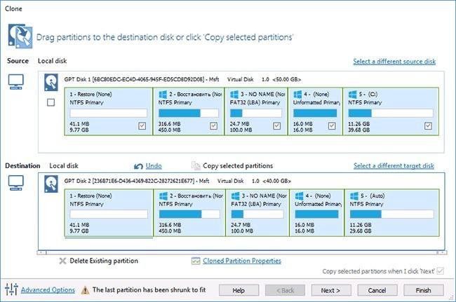 Как установить windows на ssd