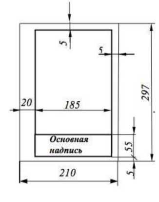 Как сделать рамку в Ворде: Размеры рамки