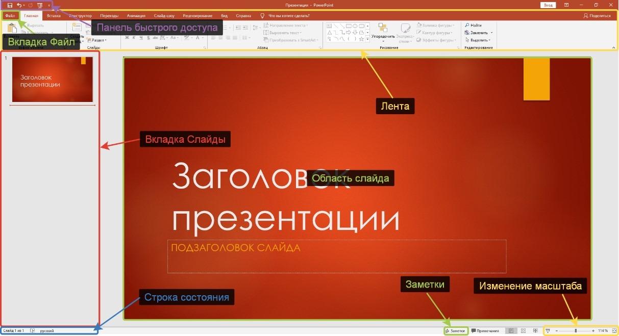 Как сделать презентацию в PowerPoint