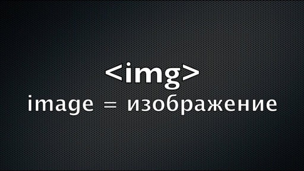 Как вставить картинку в HTML