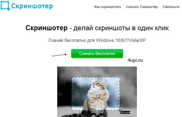 Как сделать скрин на Windows 10