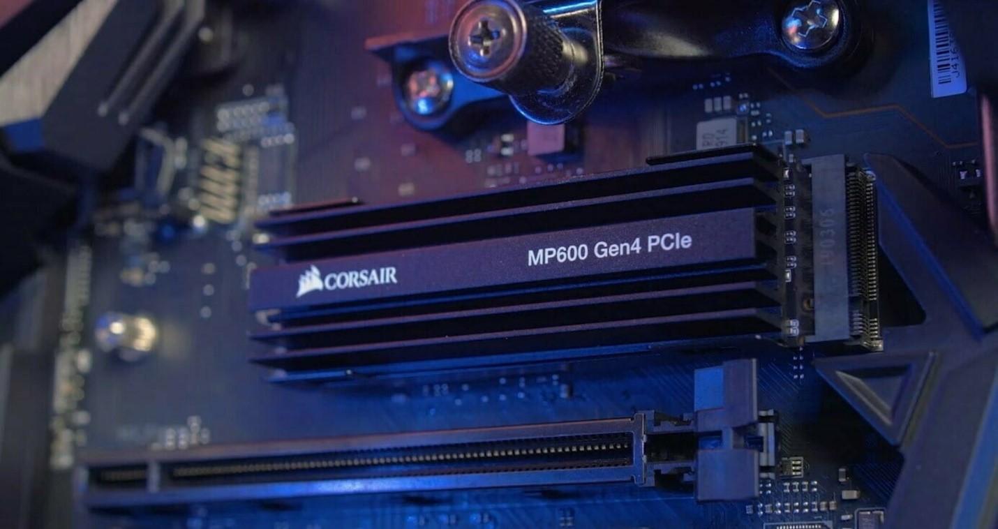 SSD с интерфейсом PCI-E