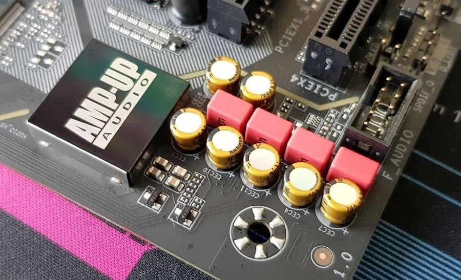 Аудиоконтроллер